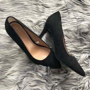 A new day heels. Size 7.5 black